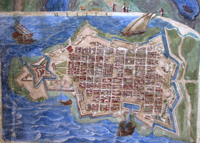 Rome - Vatican Museums Maps 9