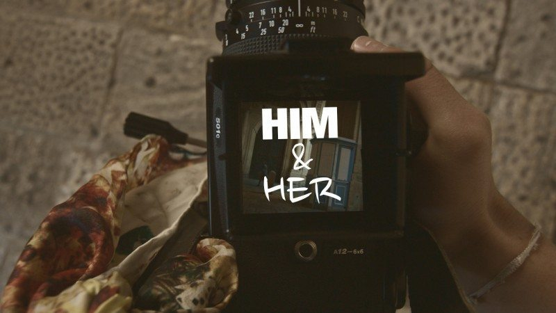 HIM HER